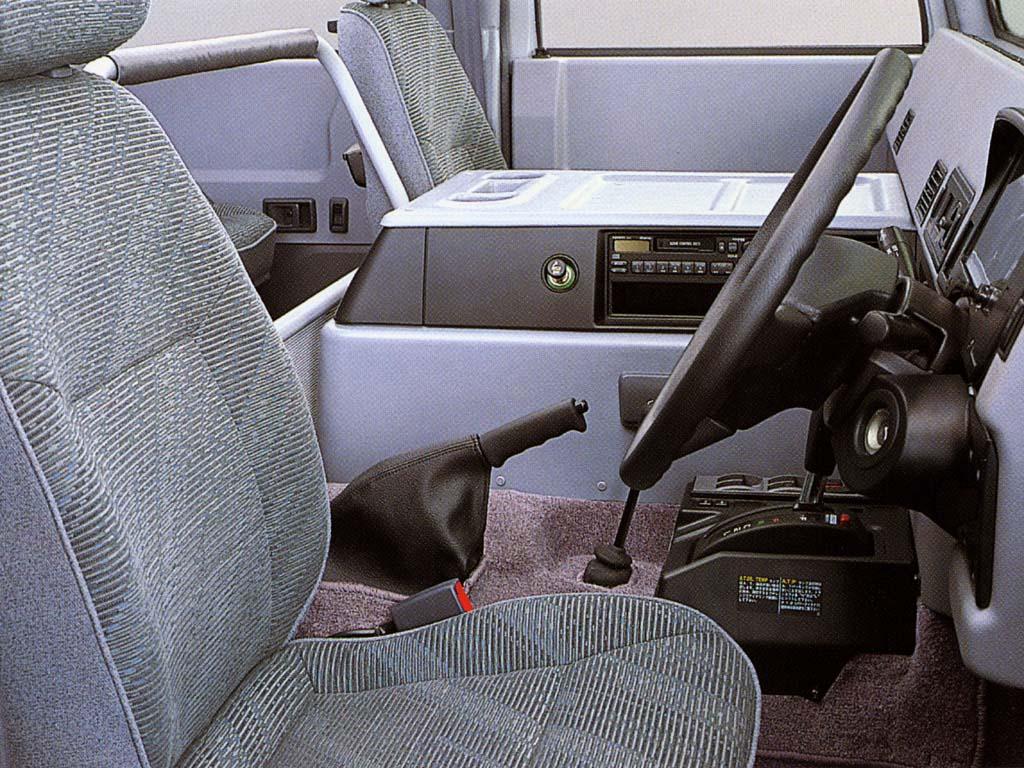 Photo Gallery Toyota Mega Cruiser Military Version