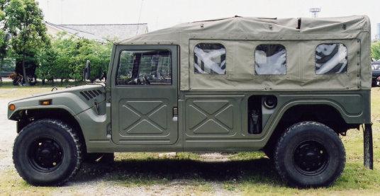 Toyota mega cruiser military version autos post