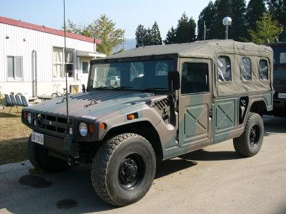 Military Version - Toyota Mega Cruiser